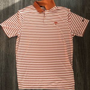 Men's Texas Longhorns Nike golf polo